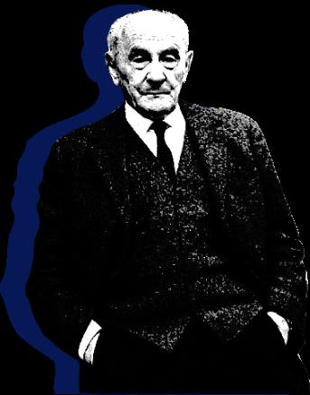 Edward Lipiński - portret