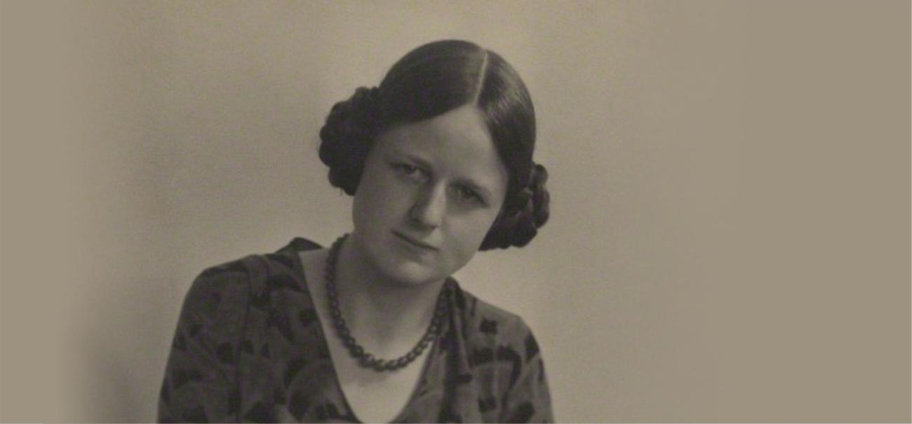 Joan Robinson - portret