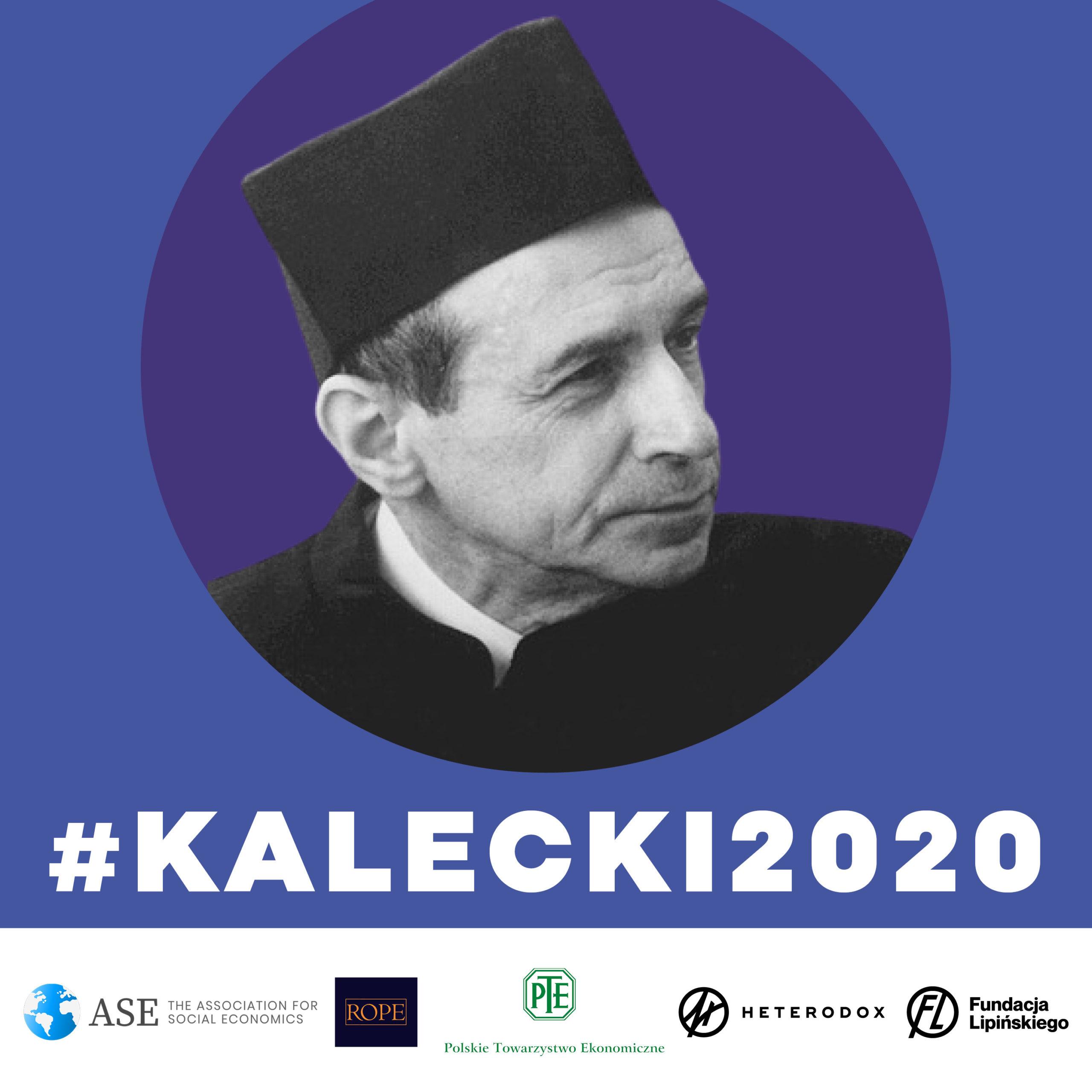 Poster of Kalecki 2020 Conference